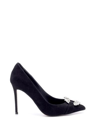 Derimod Kadın Stiletto (2536 95) Klasik Siyah